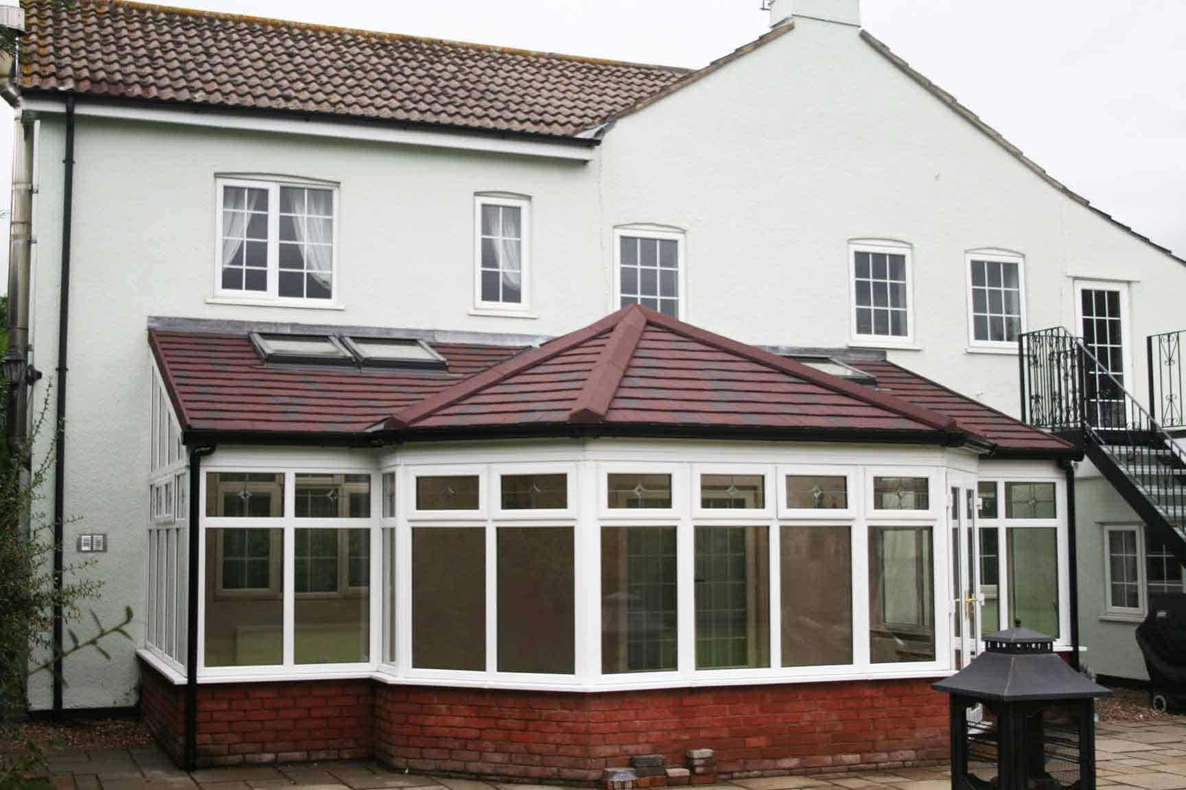 Replacement Conservatory Roof Pictures Guardian Warm