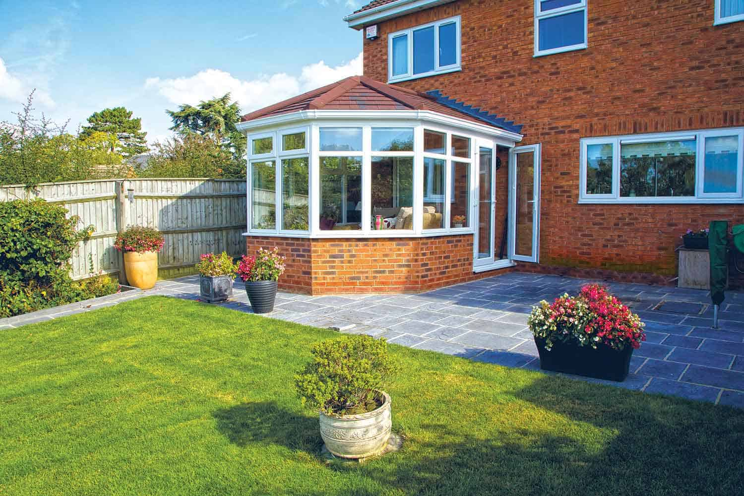 Do you need Permission for a Tiled Conservatory Roof ...
