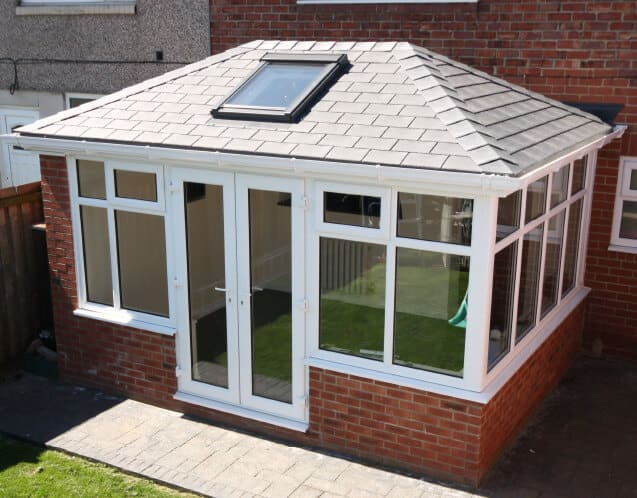 Lightweight Tiles For Conservatory Roof Guardian Roof