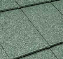 Esprit Shingle Greenstone Conservatory Tile