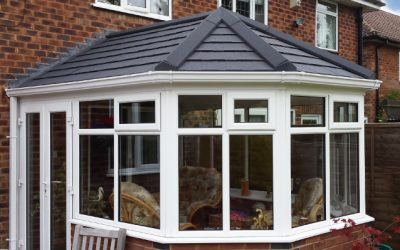 Guardian Tiled Conservatory Roof