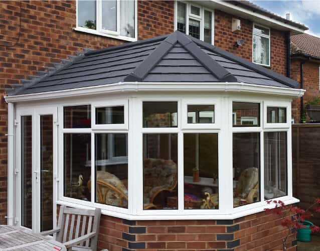 Putting a Solid Roof on a Conservatory – The Guardian Roofs Service!