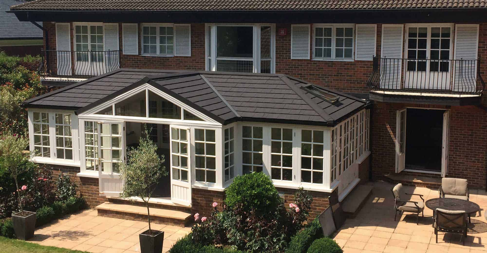 Insulated Conservatory Roof Systems Guardian Warm Roof