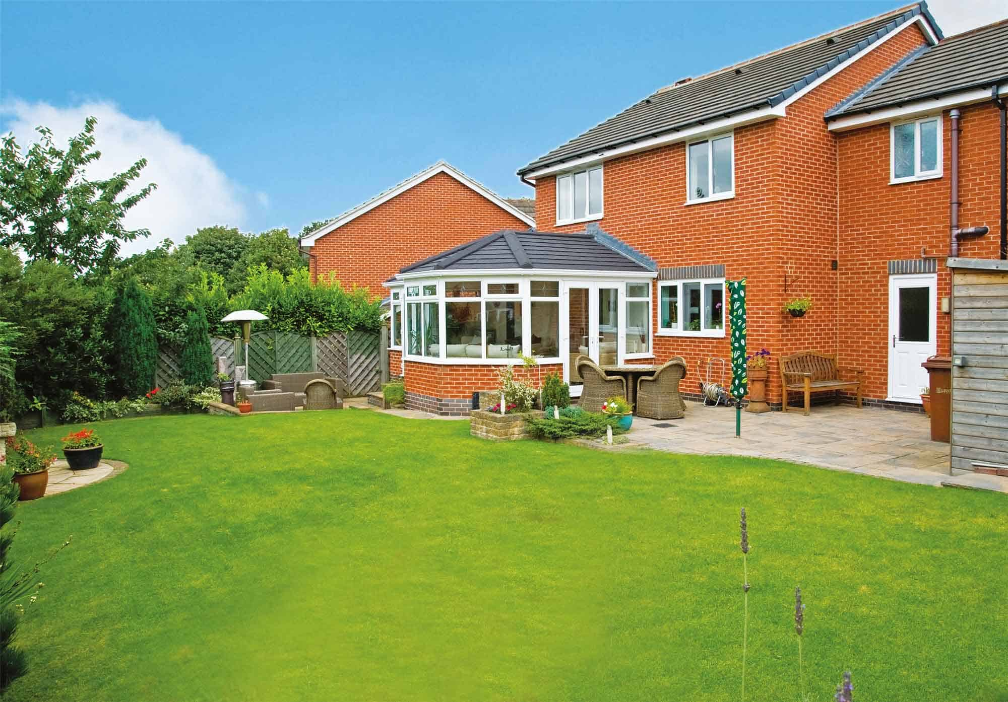 Guardian Warm Roof Efficiency - Guardian Roof Systems