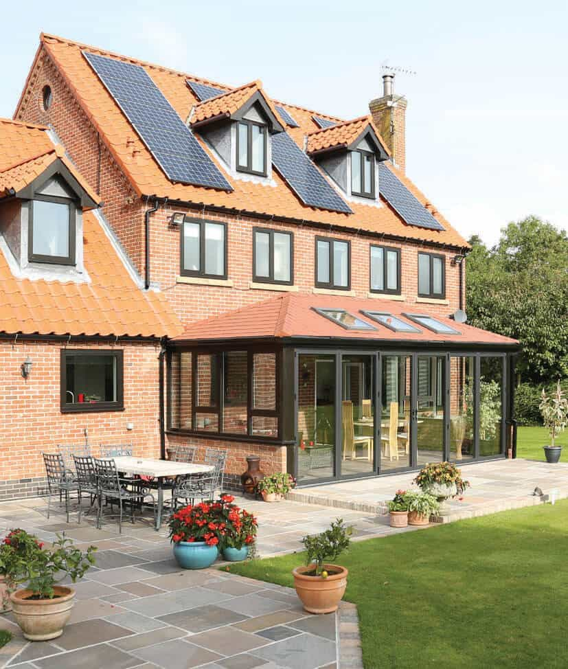 Conservatory Roofs UK