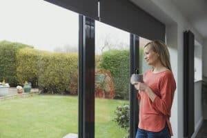 Convert conservatory into a garden room