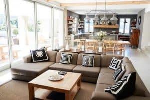 Convert conservatory into a modern kitchen diner